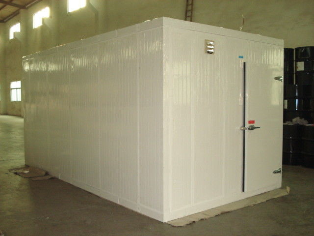 -18 ~ -25℃ Polyurethane Pnel Freezer Cold Room for Fish and Meat Storage
